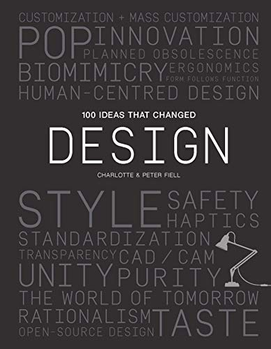 Designs Ideen-buch (100 Ideas that Changed Design)