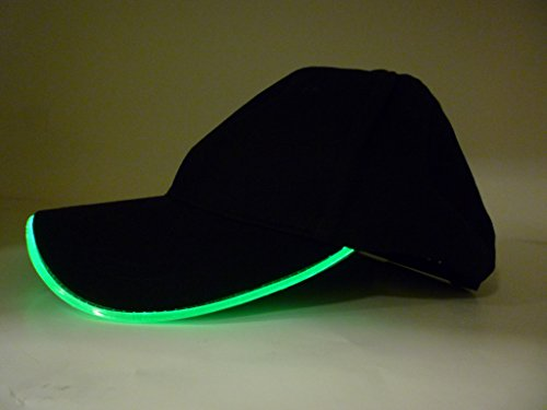 LED-Partei-glühende Baseballmütze-Abendkleid-Hut durch PK (Kostüm Partei Hut)