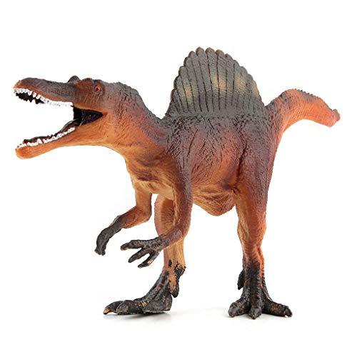 Huhua Grand Spinosaurus Jouet Figure Réaliste Modèle De Dinosaure Enfants Cadeau d'anniversaire Jouets (B)