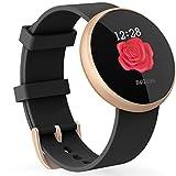 Letter54 Smartwatch Mit Blutdruckmessung Android Smartwatch Android Health Watch Blutdruck Fitness Watch Uhr Pulsmesser Blutdruck Weiblicher Physiologischer Zeitraum Erinnert An Fashion Smart