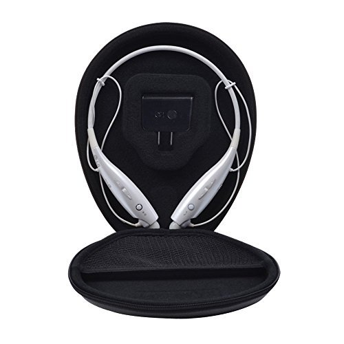 Foto Per LG Tone hbs-730wireless stereo Headset color Carrying Travel case by Khanka