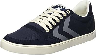 Damen SL. Stadil Herringbone Low Sneakers Hummel AAplJ