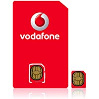Vodafone Pay As You Go Micro Sim Card - Discontinued by Manufacturer