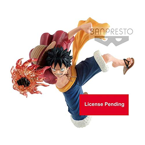 Bandai- One Piece D Estatua Monkey Luffy, (BANP82657)