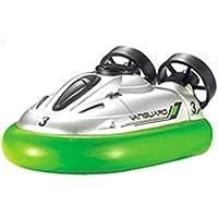 GEZICHTA Télécommande électrique Haute Vitesse Bateau de Course, RC Racing Bateau sous-Marin pour piscines, Lacs et Aventures en Plein air