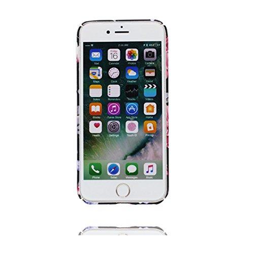 iPhone 6S Plus Custodia, morbida guarnizione TPU in gomma antigraffio protettiva Case iPhone 6s Plus /6 Plus copertura 5.5 Cover [ Sottile ] [Peso leggero] [ Foglia ] # color 6