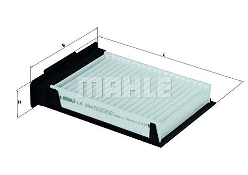 Mahle Knecht LA 304 Filter, Innenraumluft