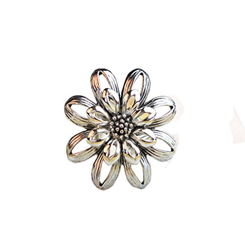 sewanz-womens-elegant-triple-rings-scarf-ringmetallic-flower-design-silk-scarves-buckle-clip