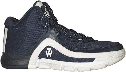 Adidas J Mur 2 Chaussures de basket-Blanc / Gris clair (5) Collegiate Navy/White