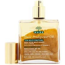 Nuxe 100ml Huile Prodigieuse Or (Golden Shimmer) Dry Oil