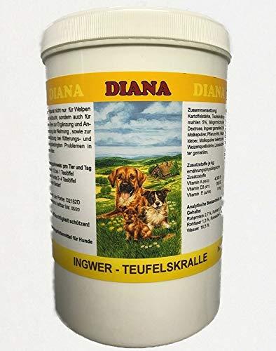 Diana Heimtiernahrung Ingwer-Teufelskralle - 600g Dose