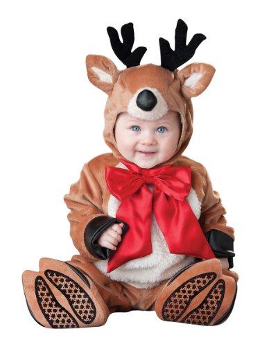 Reindeer Rascal Infant Costume: 0-6 (Incharacter Kostüme)