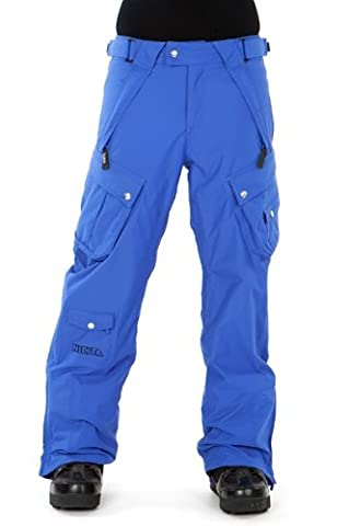 Nikita - Pantalon - Femme bleu bleu L