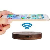 Holzmaserung Apple Wireless Aufladen U0026 # X2463; Form, Mamum Qi Wireless  Ladestation Wireless Kabelloses