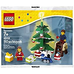 LEGO Stagionale: Decorating Il Albero Set 40058 (Insaccato)