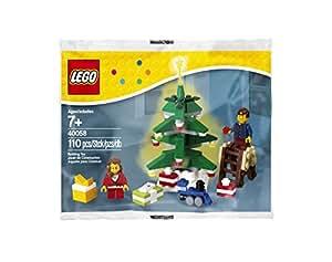 lego weihnachtsbaum 40058 spielzeug. Black Bedroom Furniture Sets. Home Design Ideas
