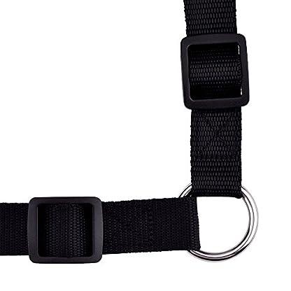 eBoot Adjustable Double Dog Leash Lead Splitter Coupler, Black 2