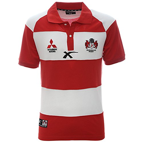 Gloucester Rugby Legend Polo