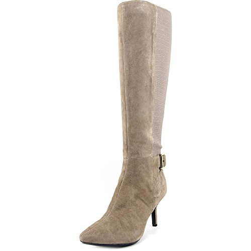 Calvin Klein Julietta Daim Botte Winter Taupe