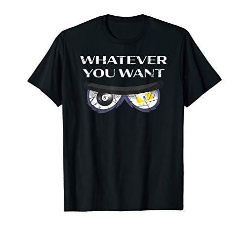 Billard T-Shirt 8-Ball oder 9-Ball
