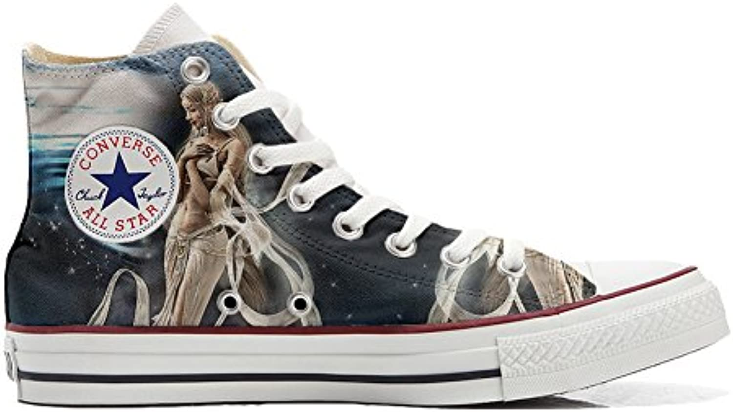 Converse All Star Zapatos Personalizados (Producto Handmade) Slim Brooklyn -