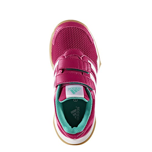 adidas Interplay CF K Rose - rose bonbon