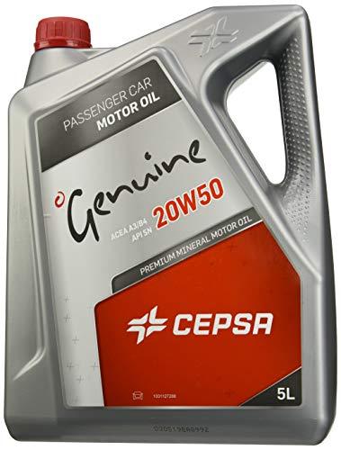 CEPSA CEGD20505 20W50 5L