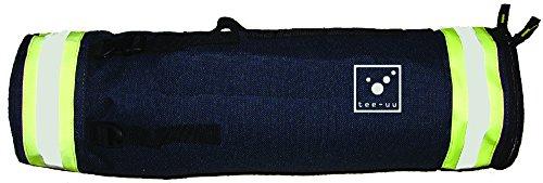 Preisvergleich Produktbild tee-uu KOMBI Leinenbeutel - neutral,  ohne Aufdruck - (passend für 30m DIN-Feuerwehrleine)