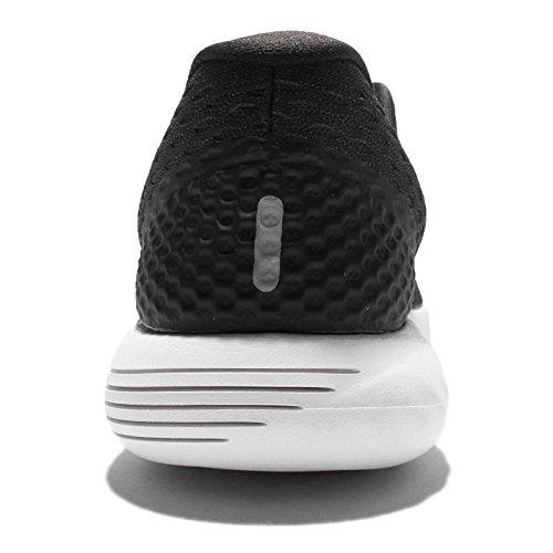 Nike Lunarglide 8, Scarpe da Corsa Donna Nero / bianco-antracite
