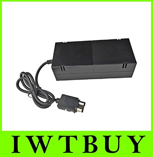 Generic EU : High Quality AC Adapter Charger for Xbox One
