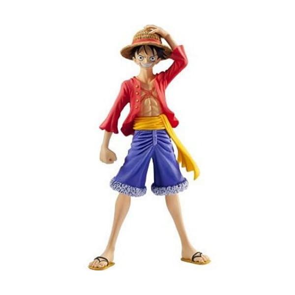 "One Piece Hybrid Grade Figure-3.5"" Luffy 1"