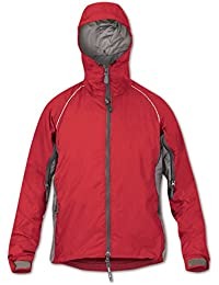 Paramo Directional Clothing Systems Quito - Chubasquero para Hombre, Color Naranja, Talla 2XL
