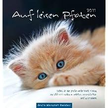 Auf leisen Pfoten 2011: Postkartenkalender