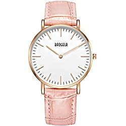 Femme Montres BAOGELA / horloges or rose