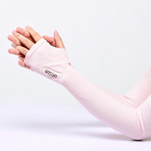 TXIU Arm Ärmel, Arm Ärmel UV Sonnenschutz Anti-Rutsch für Männer Frauen Jugend Arm Warmers für...