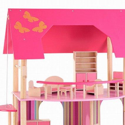 riesige Traumvilla für Ankleidepuppen incl. 22 Möbeln von howa 70102 - 4