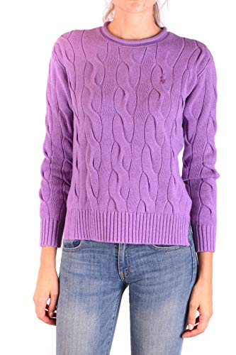 Ralph Lauren Luxury Fashion Damen MCBI35914 Rosa Sweatshirt | Jahreszeit Outlet