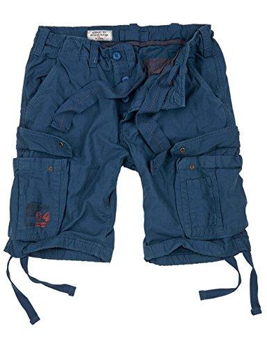rne Vintage Cargo Shorts, Navy, Größe XXL ()