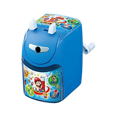 Mitsubishi Pencil Sharpener manual Super Mario KH3333 (japan import)