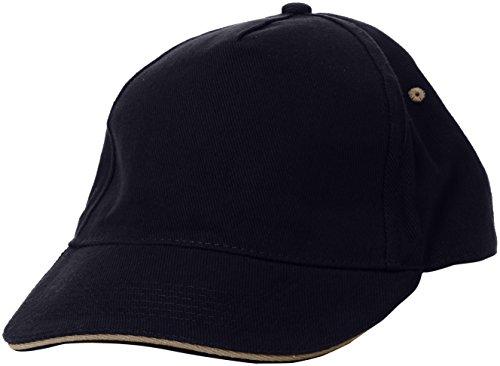 Regatta Herren Amston 5Panel Cap mit sandwhich Peak Baseball Cap Einheitsgröße...