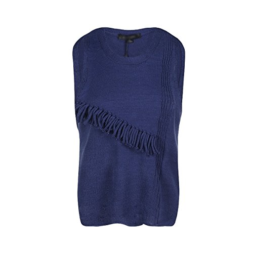 VALIN P81099 Pull Tricot Femme,S-XL Violet
