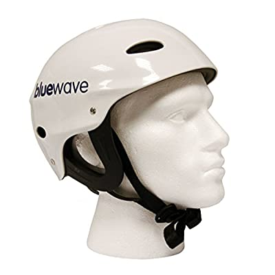 White Watersport Helmet, Kayak, Canoe, SUP | FREE STANDARD DELIVERY! from Bluewave Leisure