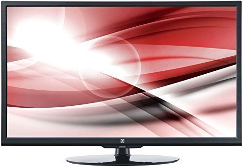 isel 42 Zoll LED Smart TV/Monitor mit Full HD Display und Twin Tuner (442058)
