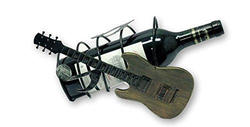 Weinregal Metall Gitarre. 1Stück