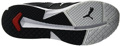 Puma Ignite Xt V2 Mesh, Chaussures de Running Compétition Homme Noir (Puma Black-puma White 03)