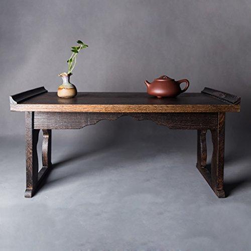 Glas Mahagoni Couchtisch (Tisch Holz Computer Schreibtisch Bett Falten Faul Portable Notebook Kleine Schreibtisch Tragbare Kleine Tabelle)