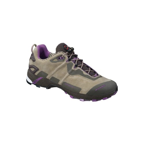 Mammut Ruler 3030-02200, Chaussures de randonnée femme Graphite/White