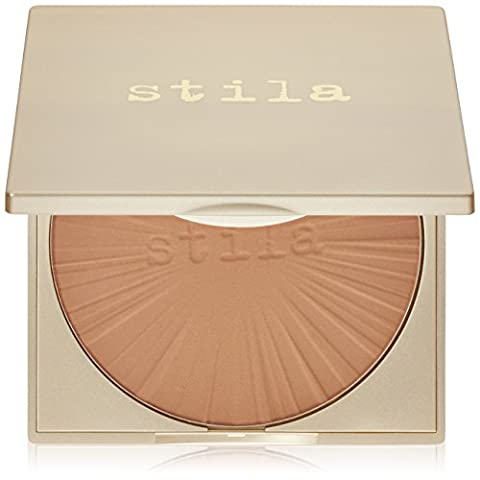stila Stay All Day Bronzer for Face and Body, Medium, 0.53 oz.