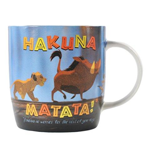 Disney Lion King Mug, Hakuna Matata