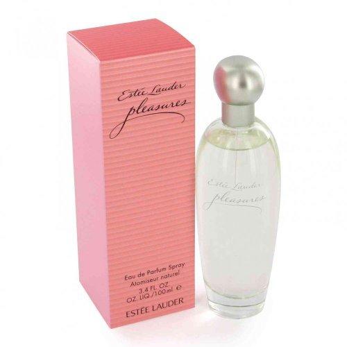 Estée Lauder Pleasures femme/woman, Eau de Parfum, Vaporisateur/Spray